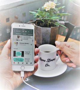 Singen lernen vom Smartphone aus im August